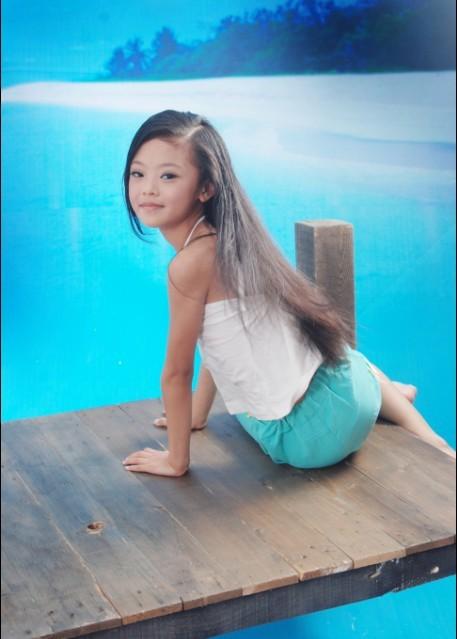 中国童模网--童模甄晴